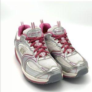 SKECHERS Shape Ups Walking Fitness Shoes Size 7